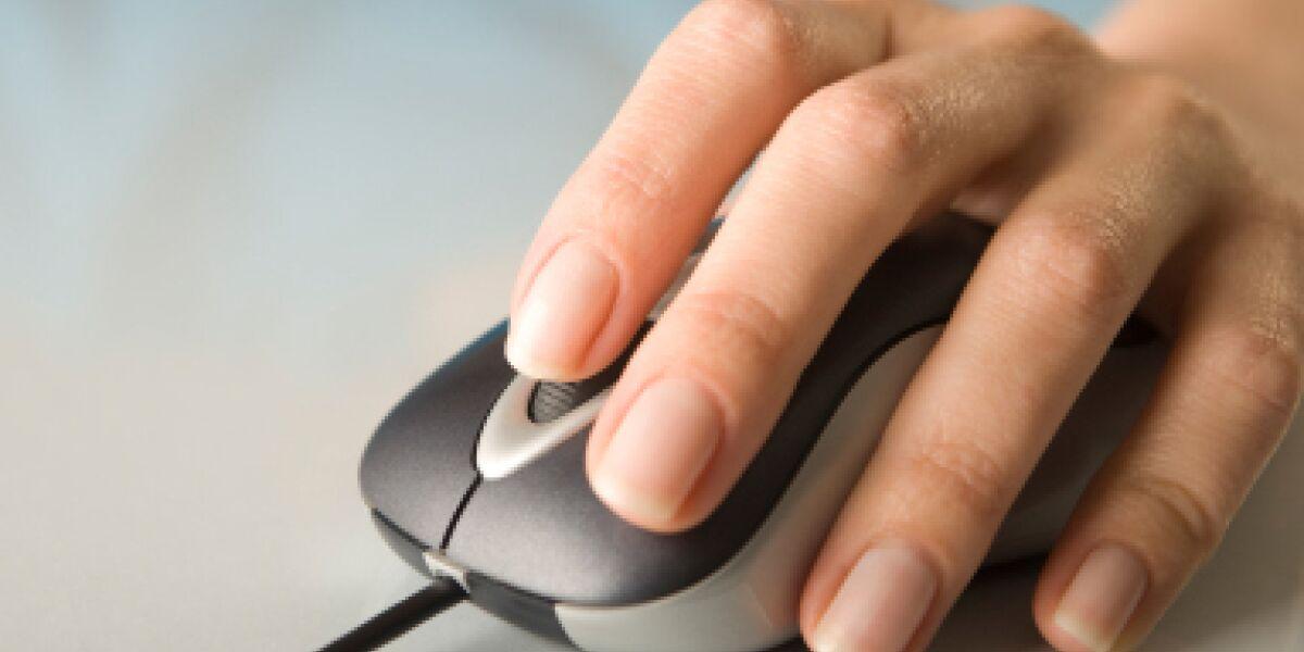 Studie zu Klickraten für Displaywerbung (Foto: istock/kertlis)