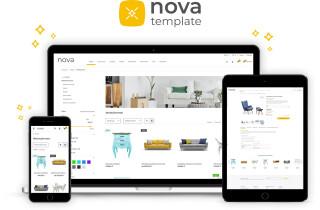 Basistemplate Nova in JTL-Shop 5