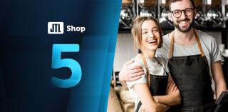 JTL Shop 5 von JTL-Software