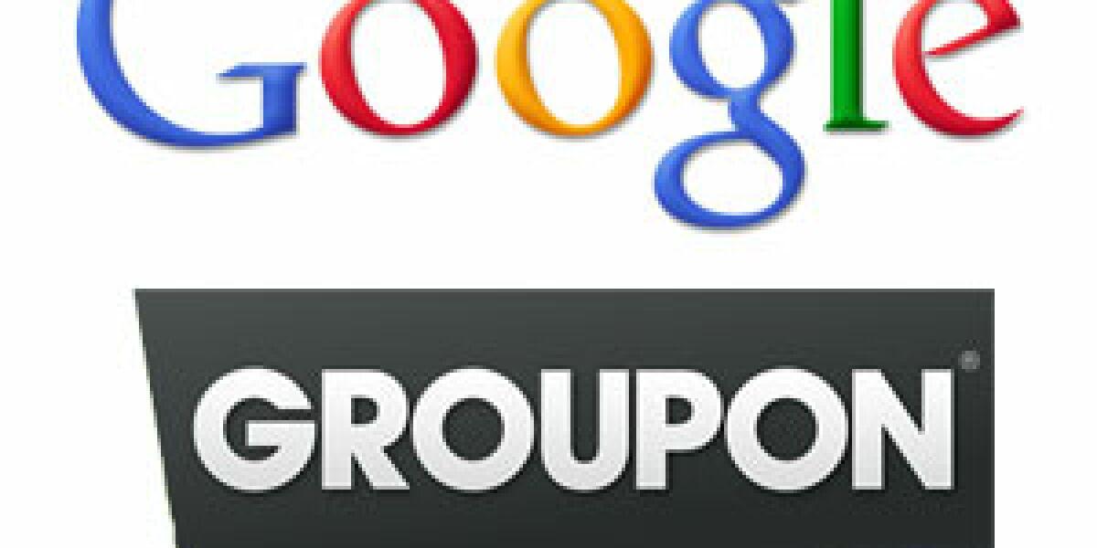 Google will Groupon kaufen