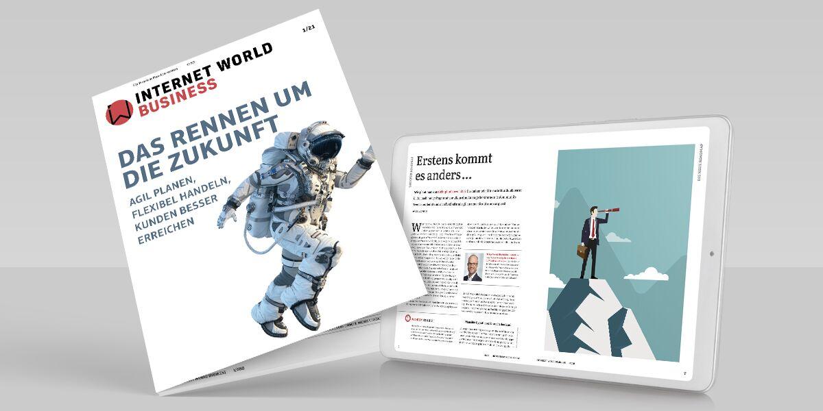 INTERNET WORLD BUSINESS 1/2021