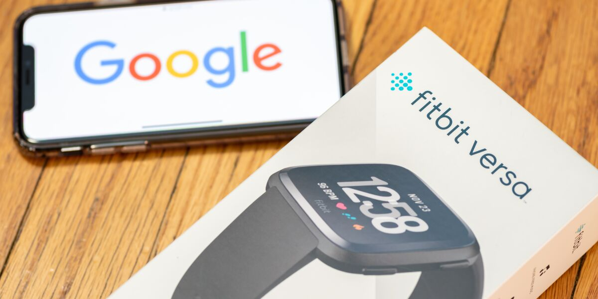 Fitbit Smartwatches Wearables