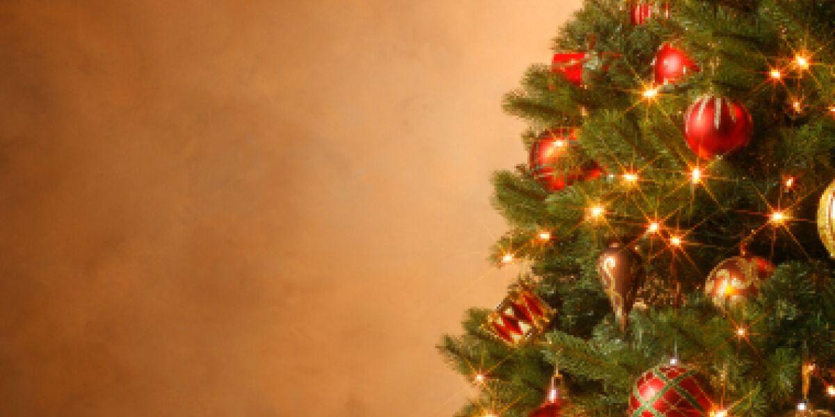 Weihnachtsdeko im Onlinehandel (Foto: istock/DNY59)