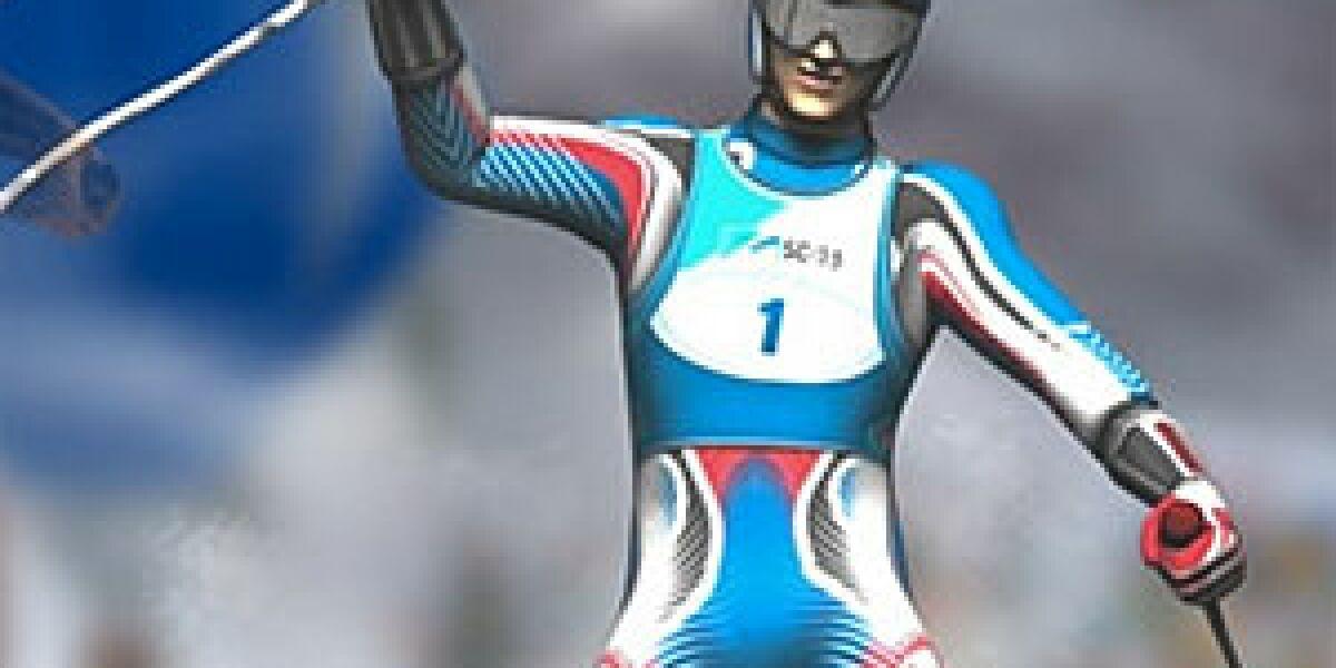 Größtes Online-Skirennen vor dem Start