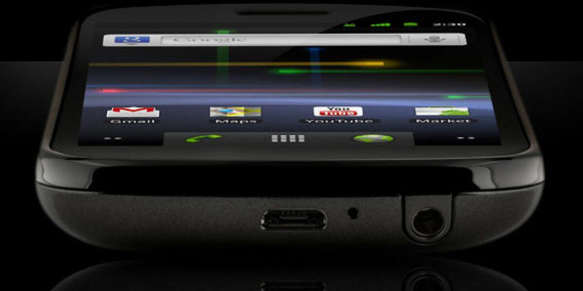Google launcht Nexus S