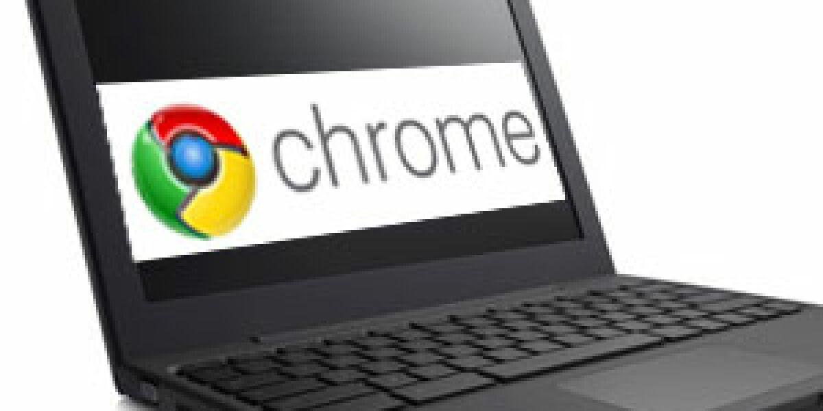 Googles Chrome-Notebook