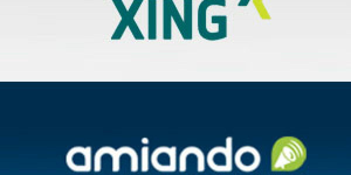 Xing übernimmt amiando
