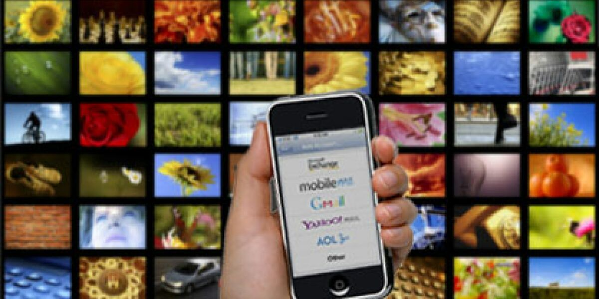 TV und Online werden gleich stark genutzt