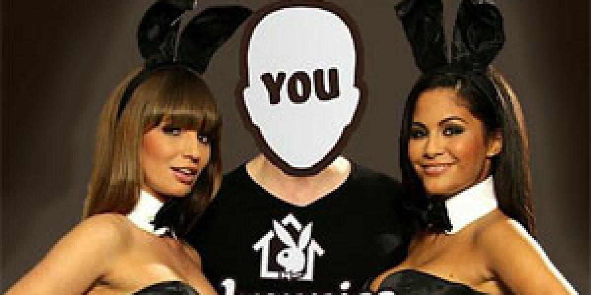 Playboy startet Bunnies at Home II