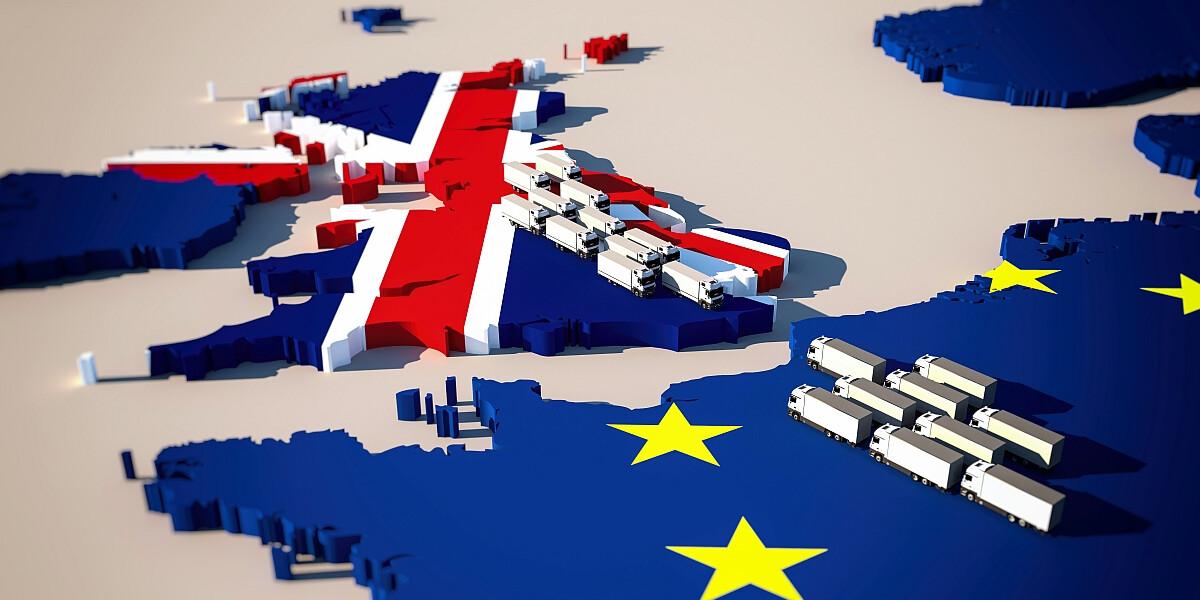 Versand nach dem Brexit