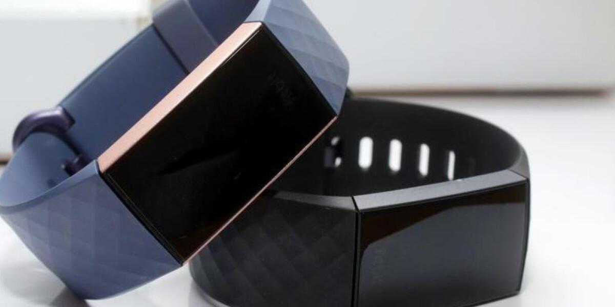 Fitbit-Uhr