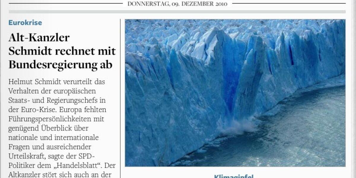 Axel Springer bietet iPad auch in Kombi mit Welt