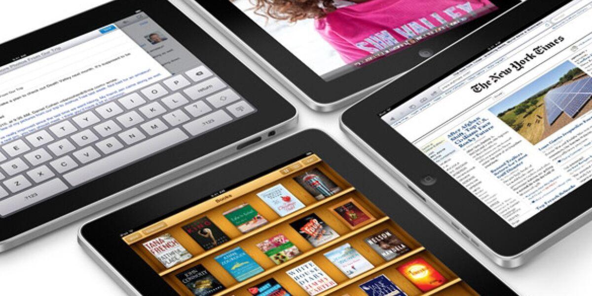 Produktion für neues iPad beginnt im Januar