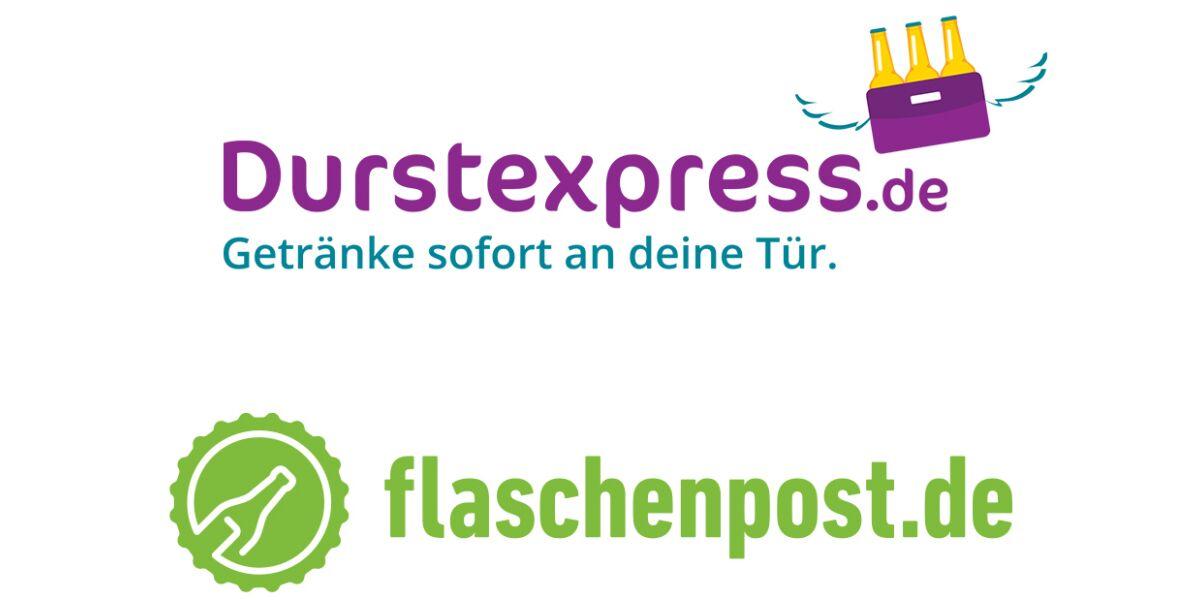 flaschenpost und Durstexpress