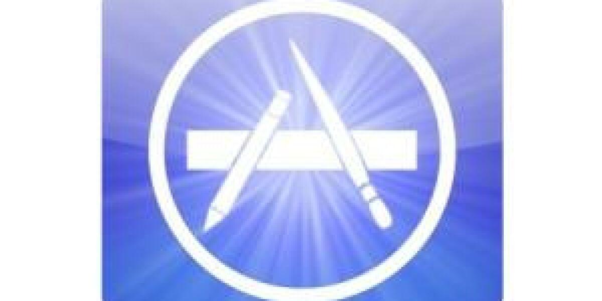 Mac App Store öffnet die Pforten