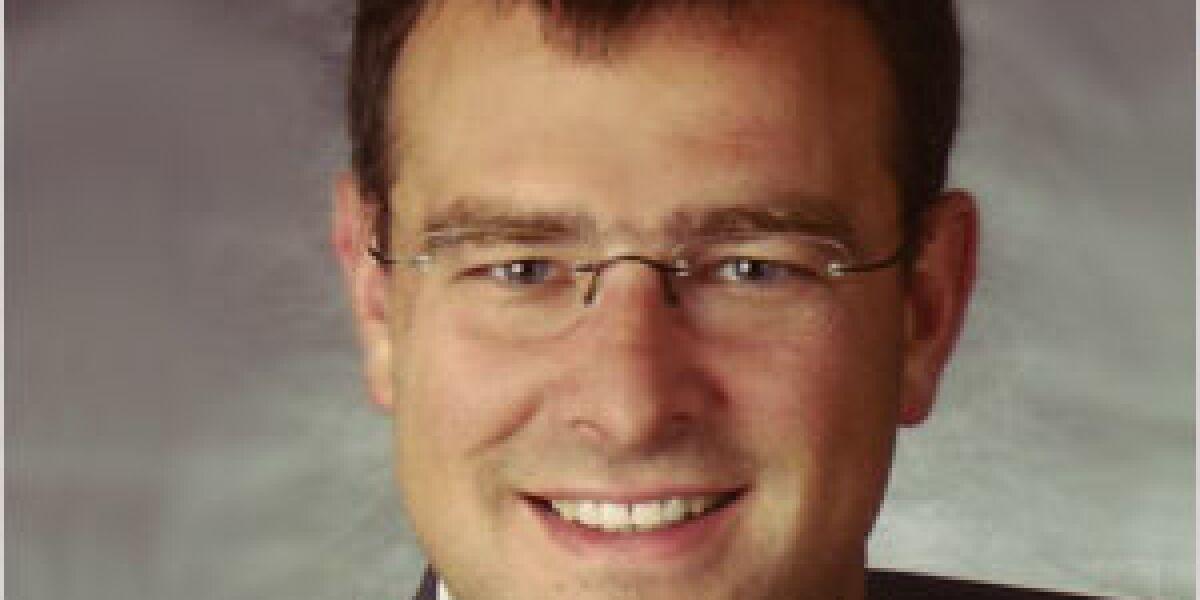 Stephan Cavalar wird Finanzvorstand