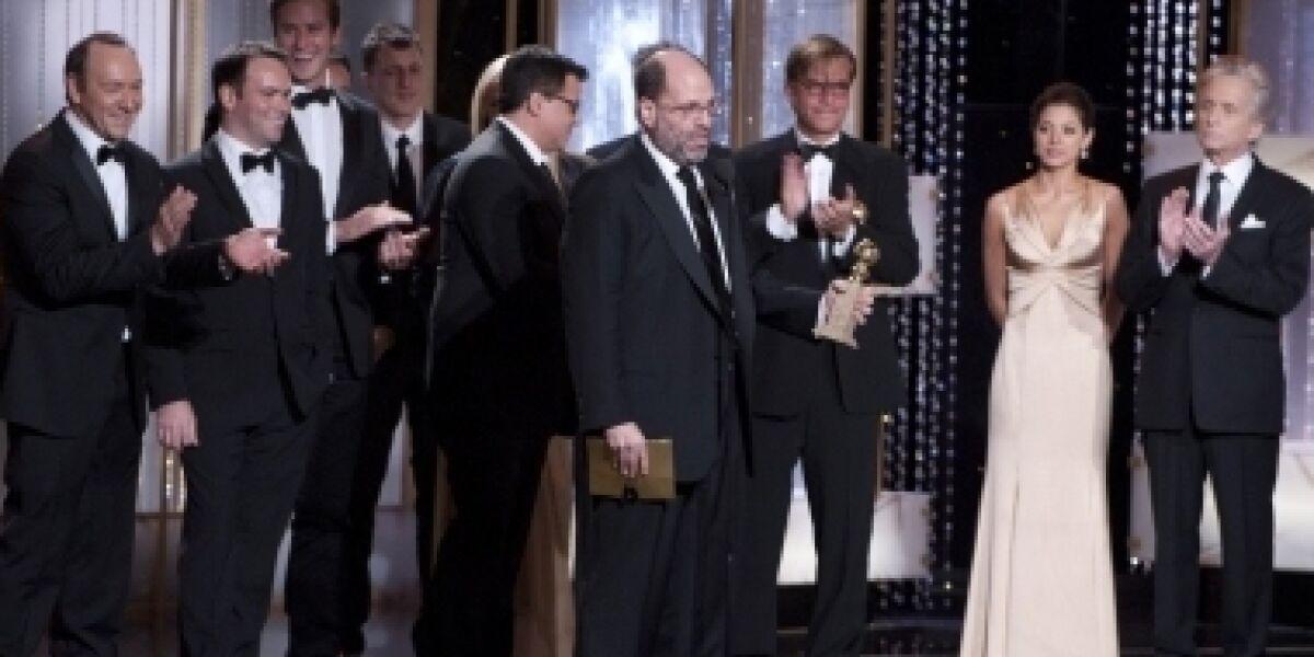 """Vier Golden Globes für """"The Social Network"""""""