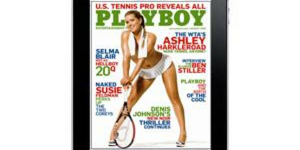 Playboy kommt aufs iPad