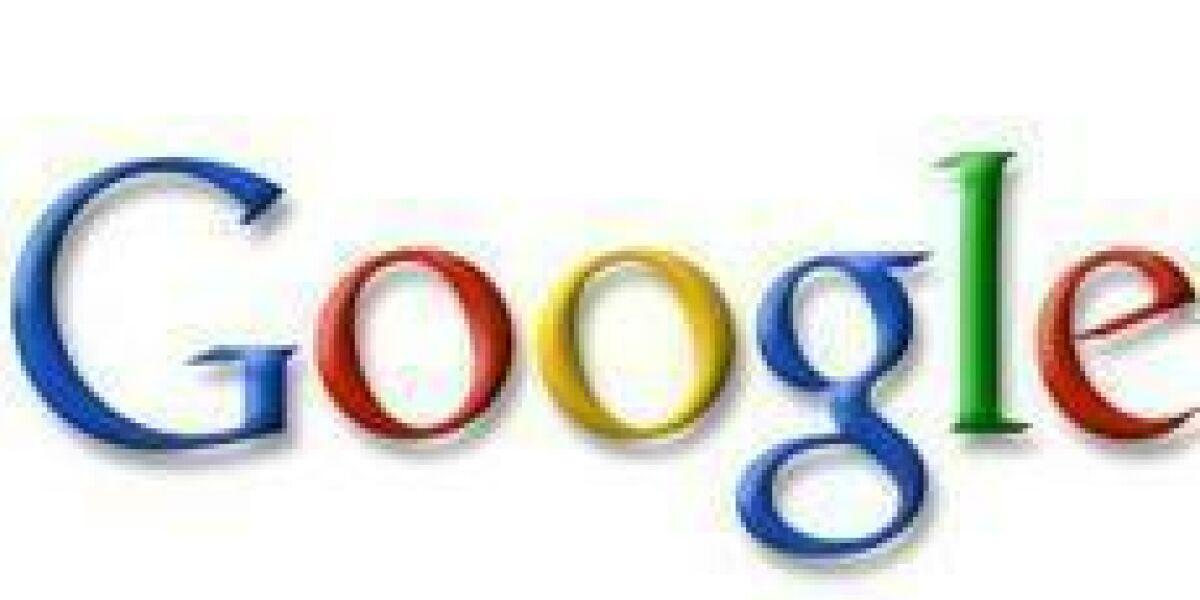 """Viertes Quartal 2010 bei Google """"ausgezeichnet"""""""