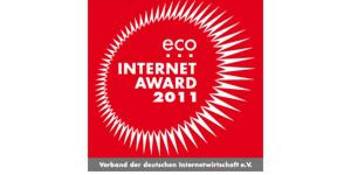 Bewerbung zum eco Award 2011 läuft