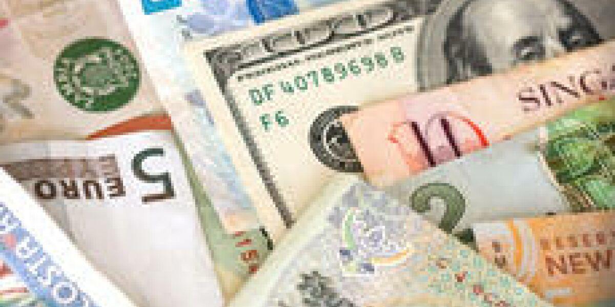 Einsatz von virtuellen Währungen in der realen Welt (Foto: istock/MCCAIG)