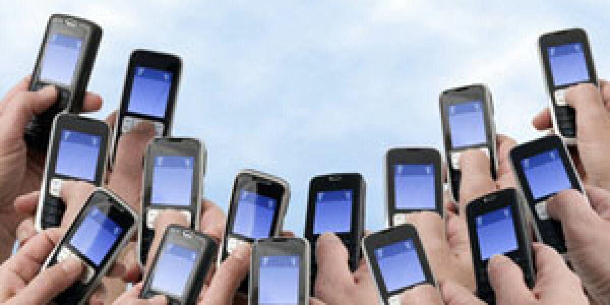 Smartphones verändern die Mediennutzung Foto: fotolia.com/HelleM