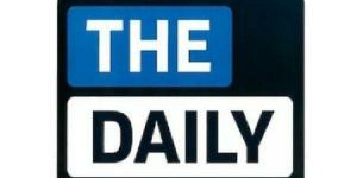 "iPad-Zeitung ""The Daily"" ist da"