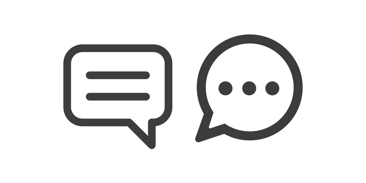 Chat-Symbole