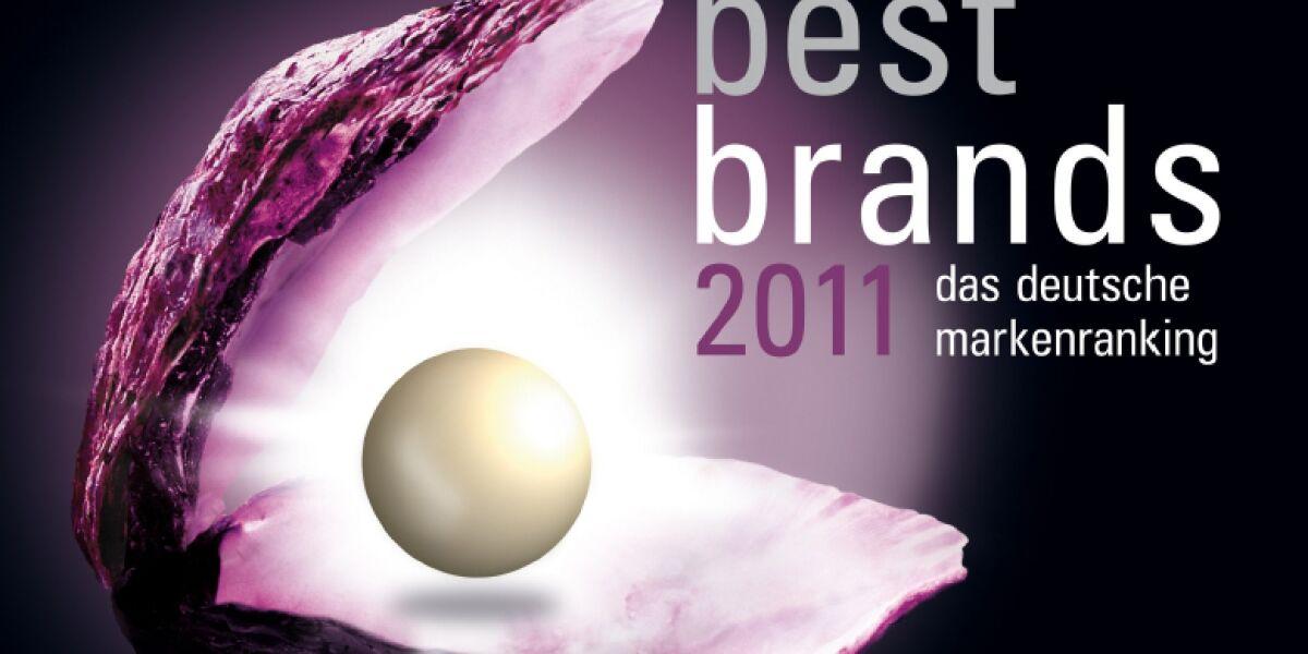 best brands 2011 verliehen