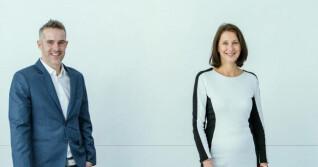 Theresa Sternbach und Philip Haubner