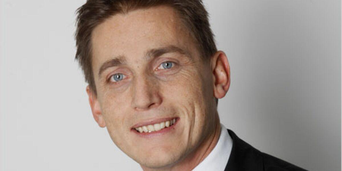 Roland Schaar leitet die IT