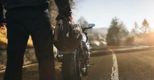 Motorradhose