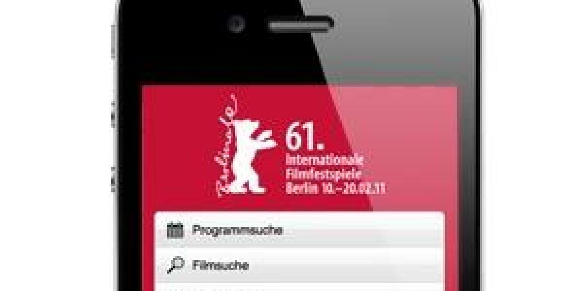 Berlinale kommt aufs iPhone