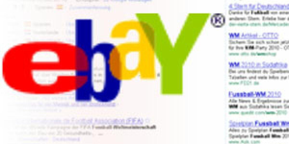 eBay rechnet mit zweistelligem Gewinnwachstum