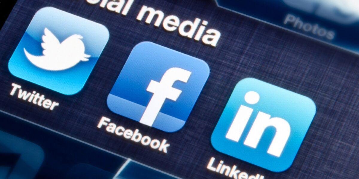 Twitter und Facebook