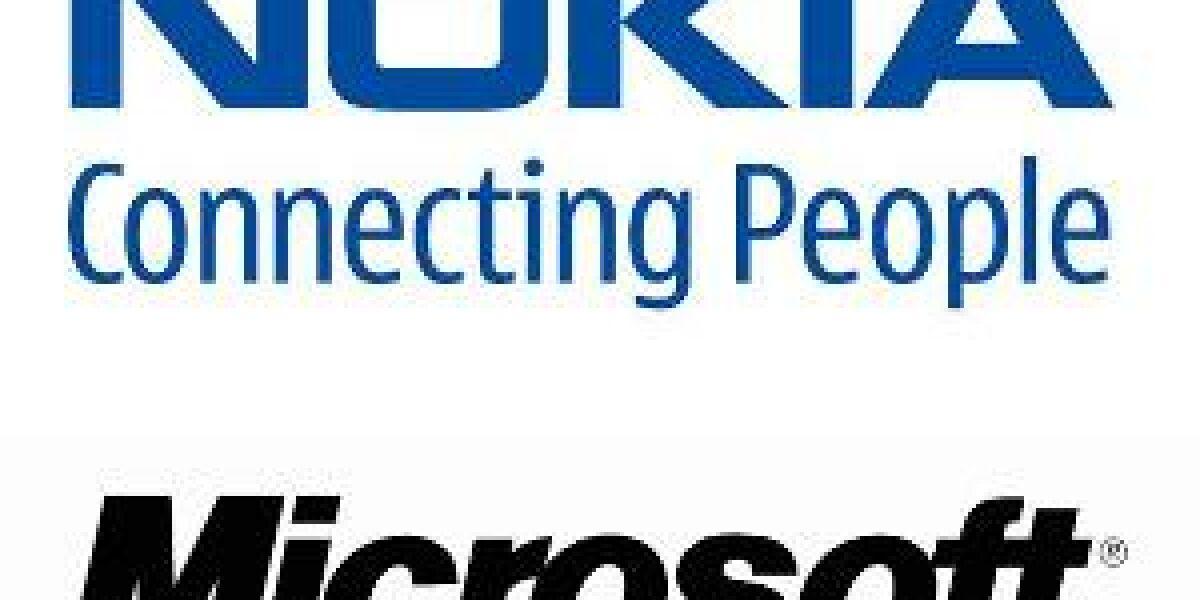 Nokias und Microsofts strategische Partnerschaft