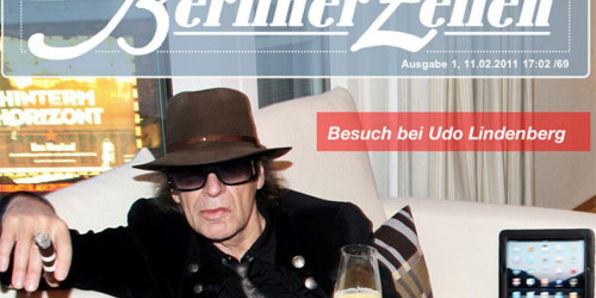 B.Z. startet ein eigenes iPad-Magazin