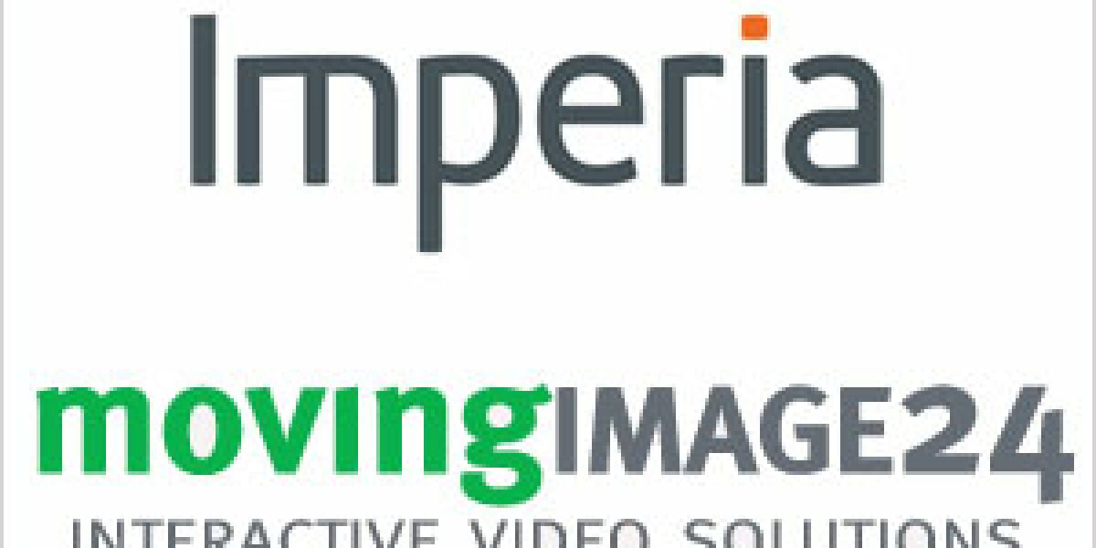 Imperia kooperiert mit MovingImage24