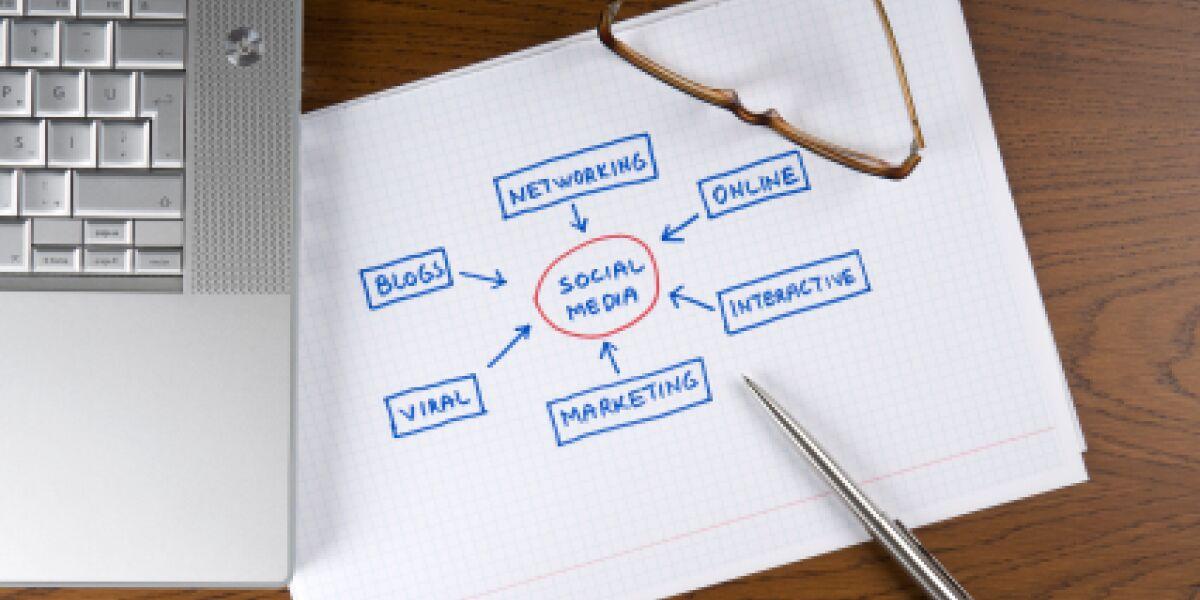 Umfrage zum Social-Media-Einsatz bei Veranstaltungen (Foto: istock/fotosipsak)