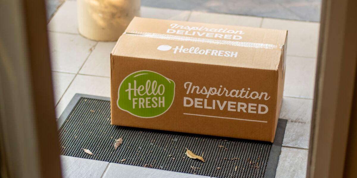 HelloFresh Paket