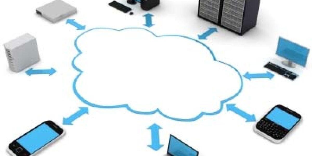 Microsoft-Deutschland-Chef über Cloud Computing (Foto: istock/alexsl)