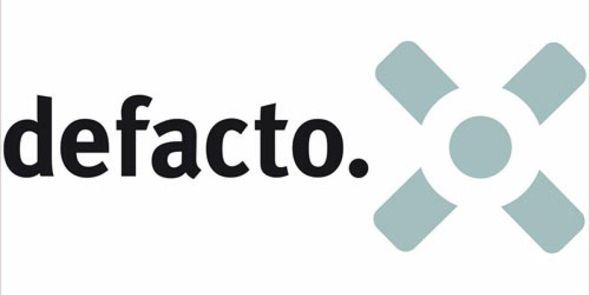 defacto.x erwirtschaftet 32 Millionen Euro Umsatz