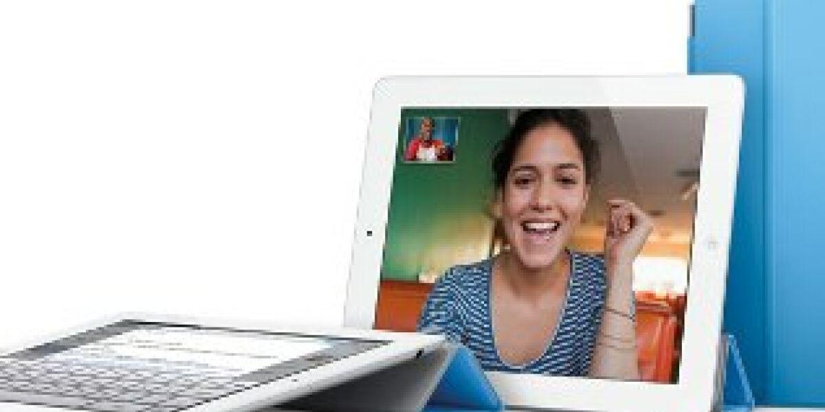 Apple stellt iPad 2 vor