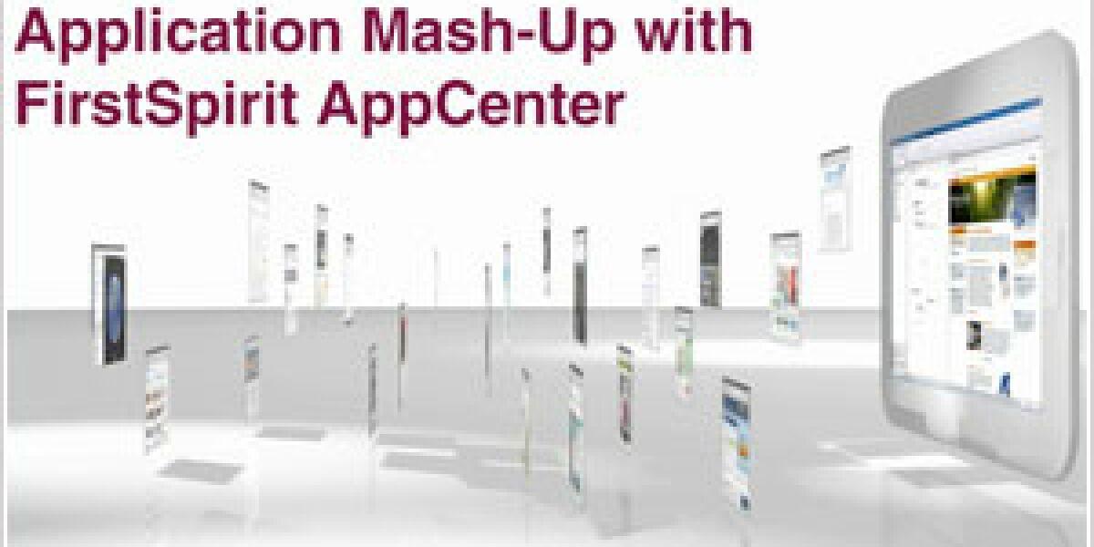 e-Spirit präsentiert Appcenter