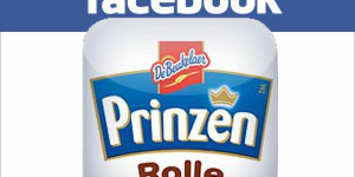 Facebook-Kampagne für die Prinzen Rolle