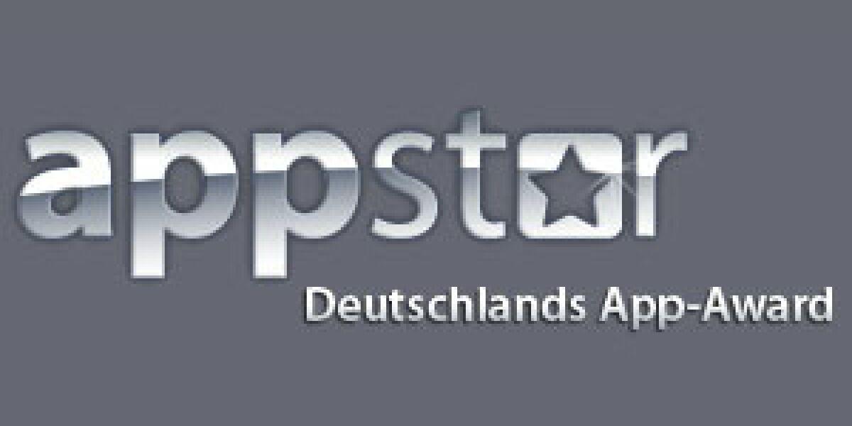 appstar Award 2011 verliehen