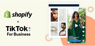 Shopify-TikTok-Kooperation