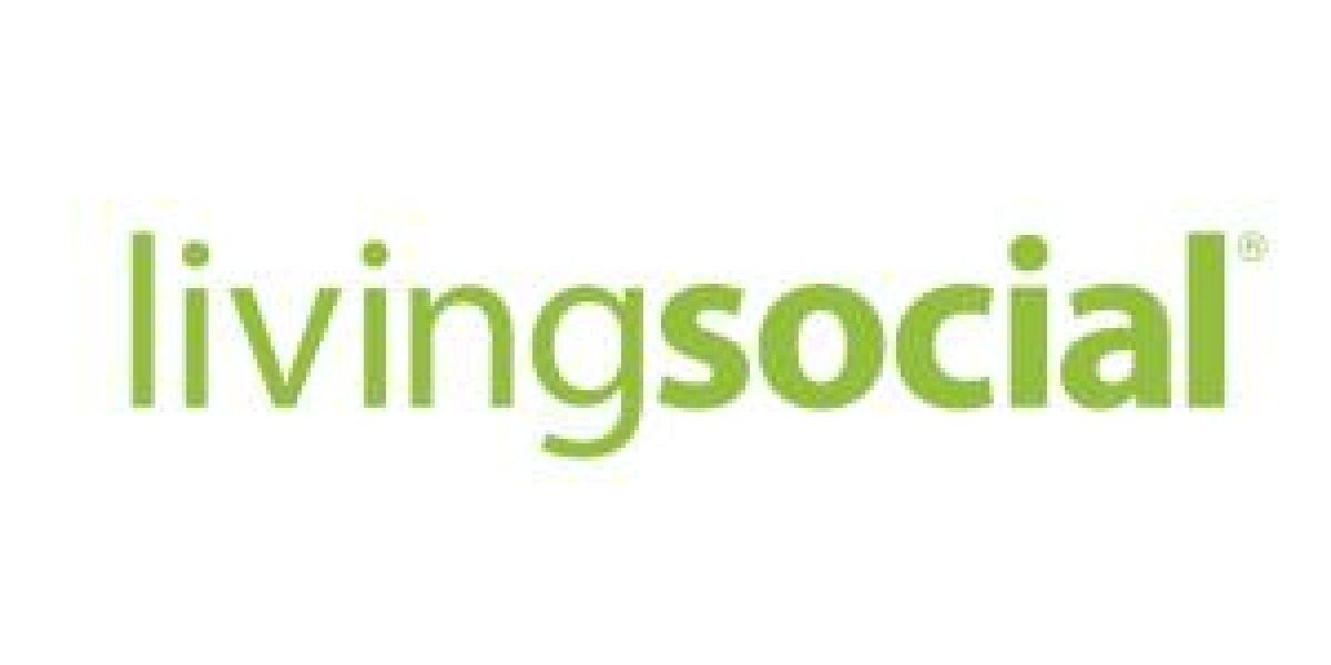 Finanzierungsrunde für LivingSocial?