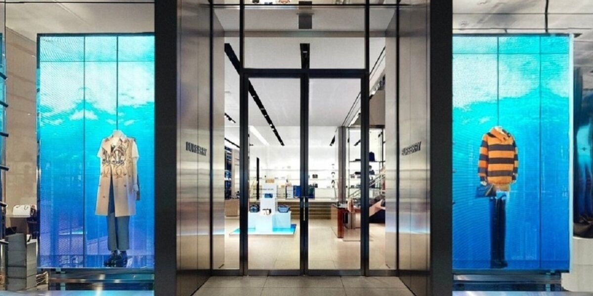 Burberry Flagship Store Tokio