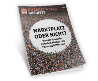 Cover INTERNET WORLD BUSINESS 4/2021